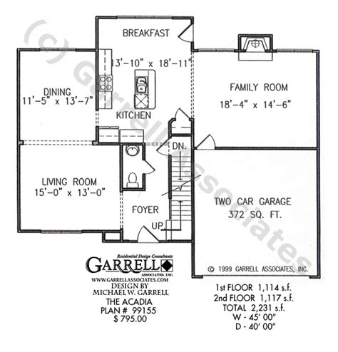 master up floor plans acadia house plan master up