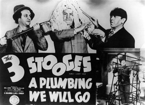 The Three Stooges A Plumbing We Will Go top 10 best three stooges shorts