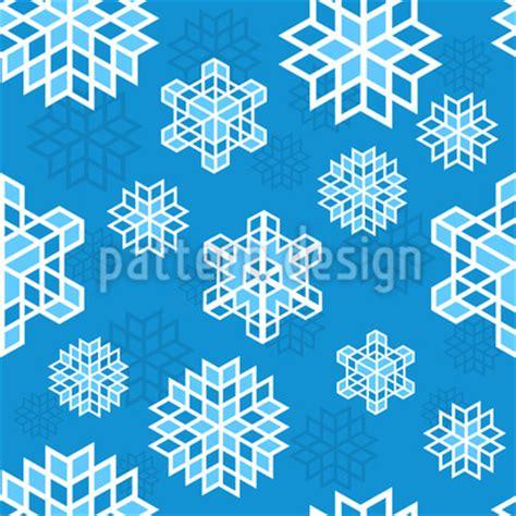 snowflake patterns cool cool snowflake pattern design