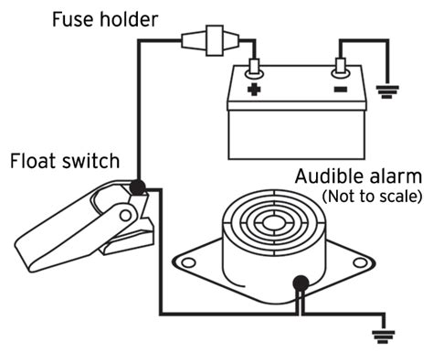 high water bilge alarm wiring diagram wiring diagram