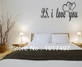 bedroom wall art stickers sweet love quotes reviews online shopping reviews on
