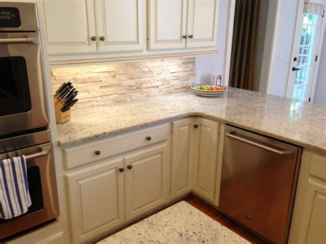 dark maple cabinets kitchen contemporary with backsplash kitchen contemporary light gray countertops what color