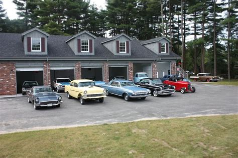 8 car garage 1000 images about collector car garages on pinterest