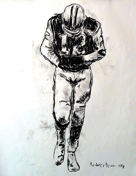 Joe Namath Artists Model by Robertson Sports