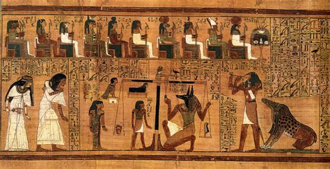 Ancient L by File Bd Weighing Of The Jpg Wikimedia Commons