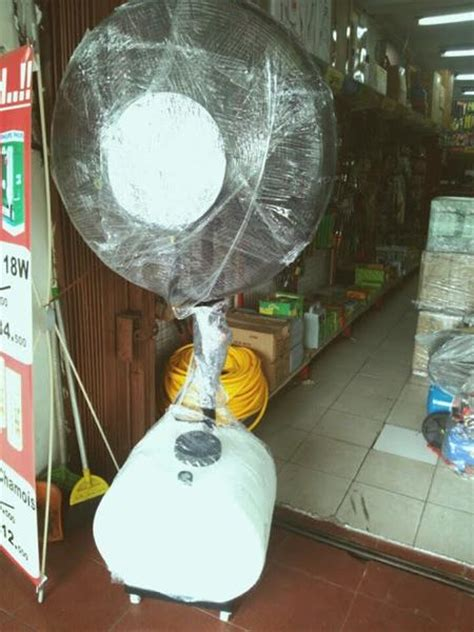 Kipas Angin Uap Air jual kipas angin kabut kipas angin uap diameter 30