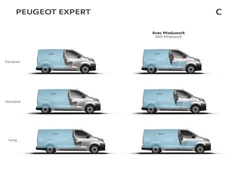 peugeot expert dimensions peugeot expert iii traveller 2016 topic officiel