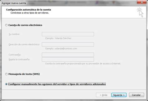 tutorial configuracion outlook 2010 imap configuraci 243 n de outlook 2010 en tutoriales mesi