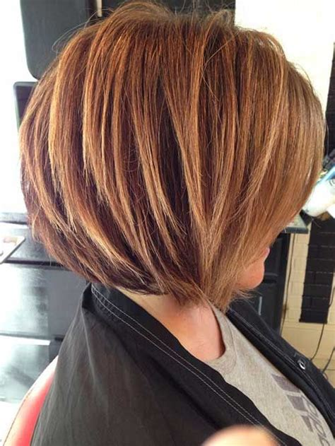 short hair with longer underlayers 30 stacked bob haircuts stacked bob hairstyles stacked