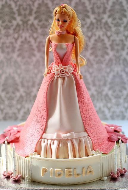 barbie fondant cake barbie fondant cake barbie doll fondant cakes