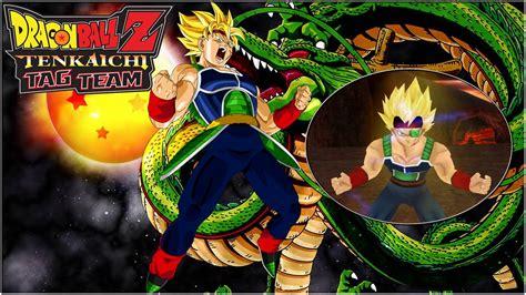 dragon ball z team wallpaper dragon ball z tenkaichi tag team bardock super saiyan