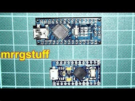 arduino nano  arduino pro micro