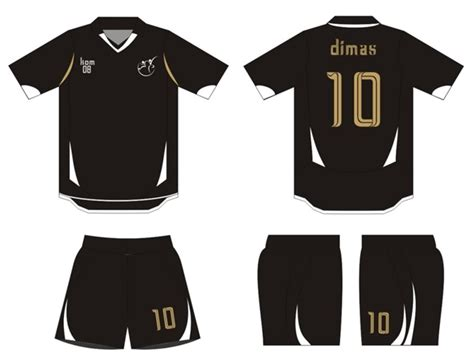 jersey futsal desain depan belakang kerah beragam desain kaos futsal depan belakang dan celana keren