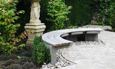 Gartenbank Aus Beton Selber Machen 2656 by Halbrunde Gartenbank Selbst De