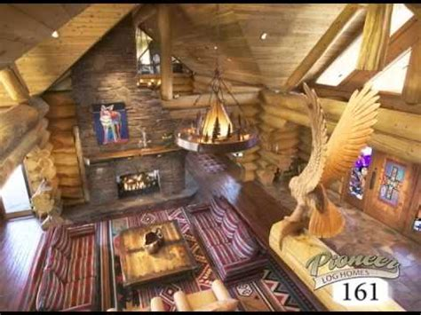Small Cabin Floor Plans Pioneer Log Homes Of Bc Slideshow Part 2 Youtube