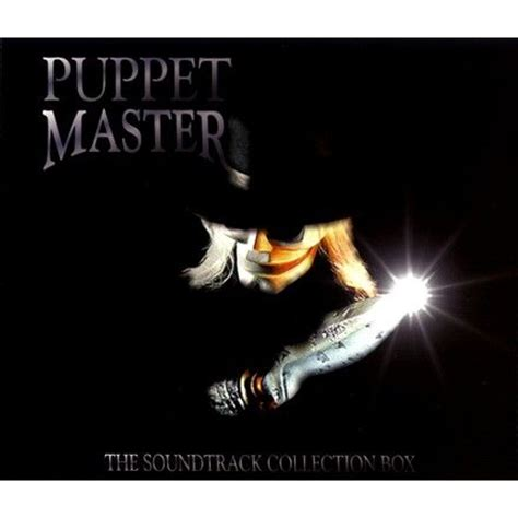 Vol 30 Puppet Masters puppet master the collection original soundtrack cd4
