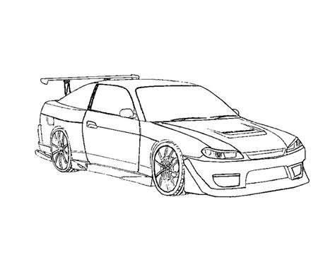 Fast Five Colouring Pages Page Pictures Fast And Furious Coloring Pages
