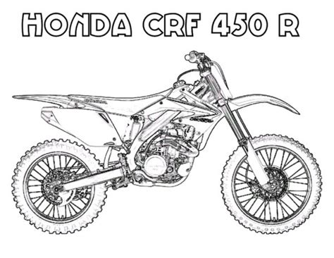 Get This Free Dirt Bike Coloring Pages For Toddlers P97hr Dirt Bike Pictures To Print