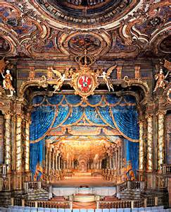 bayreuther haus margravial opera house in bayreuth