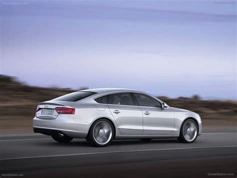Audi A5 2010 by 2010 Audi A5 Sportback Car Wallpapers 08 Of 56