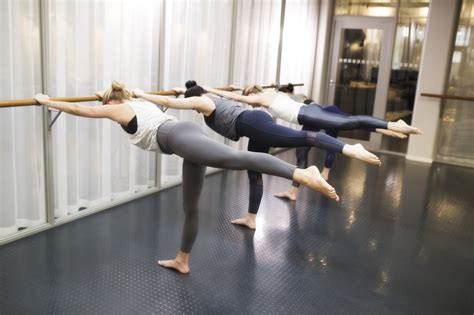 Total Barre Stockholm Pilates Center English Barre Class Template