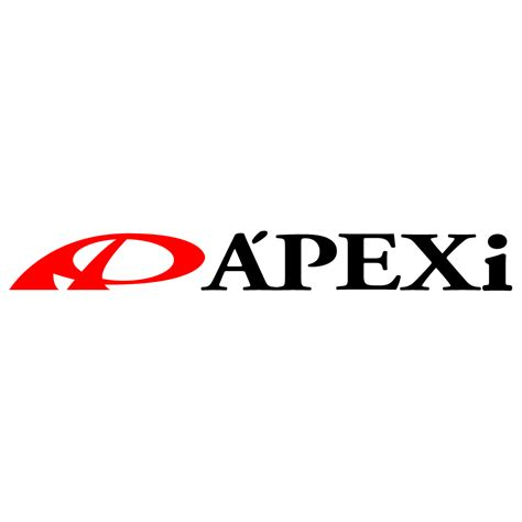 Decal Aufkleber by Apexi Logo Decal Vinyl Sticker Sticker Car Racing