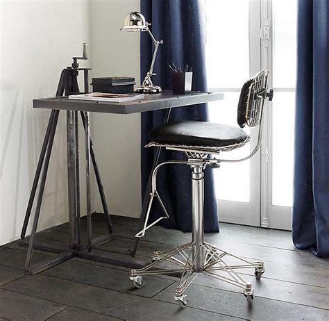 restoration hardware stand up desk 44 best workspace standing desk table images on