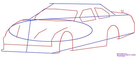 how to draw a car 8 steps with pictures wikihow how to draw a race car step by step cars draw cars