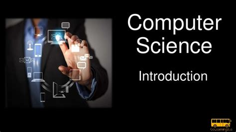 Computer Science Css Intro introduction to computer science by golearningbus