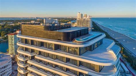 faena house penthouse former u s ambassador paul cejas pays 20m for penthouse at faena house in miami