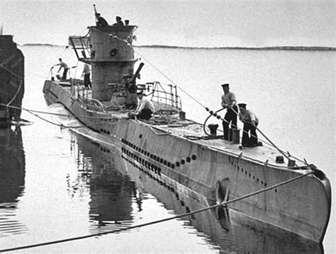 u boat quizlet how did german submarine warfare change the concept of