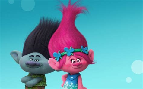 3d Troll trolls 3d animation trailer photos and wallpapers