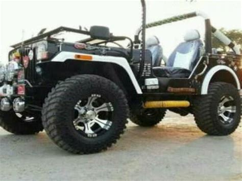 open jeep modified dabwali open jeep 4x4 mitula cars