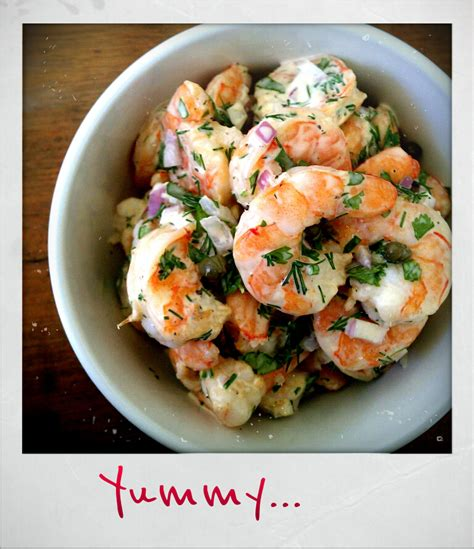 ina garten s shrimp salad barefoot contessa la dama cooks roasted shrimp salad
