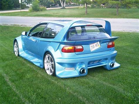 ricer civic lol ricers