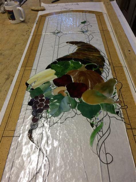 stained glass pantry interior doors john joy studio