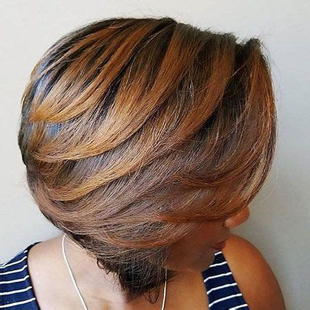 Black Hairstyles Bobs Two Layers by Layered Bob Hairstyles For Black Hair Hair