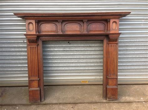 Antique Wooden Fireplace Surrounds by Charles Graham Architectural Antiques And Fireplaces