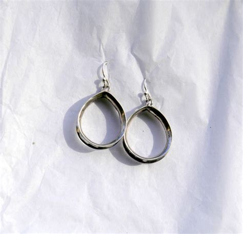 Handmade Silver And Gold Rings - earrings handmade gold and silver jewellery