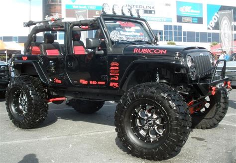 Rubicon Jeep Modified 4 Door Custom Jeep Wrangler Rubicon I Would To Take