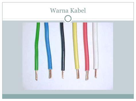 Kabel Elektrik pengujian litar elektrik