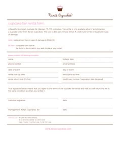 printable order form pered chef download wedding cake order form baking food cooking