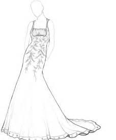 dress coloring pages jeaule s wedding dress by gncowner on deviantart