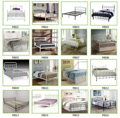 mail order bed furniture manufacturers wholesale germany style metal bed