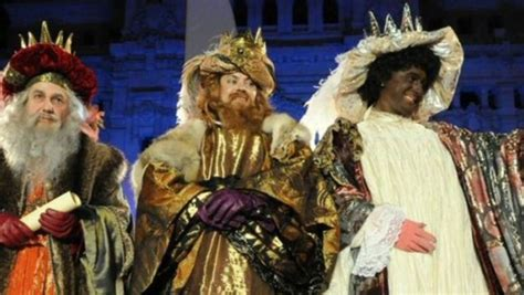 imagenes de reyes magos de verdad madrid pide un baltasar negro de verdad para la