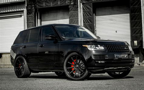 black land rover with black range rover wheels pinterest wheels range