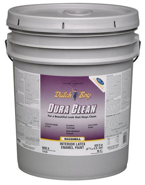 boy 174 dura clean 174 base a interior paint 5 gal at menards 174