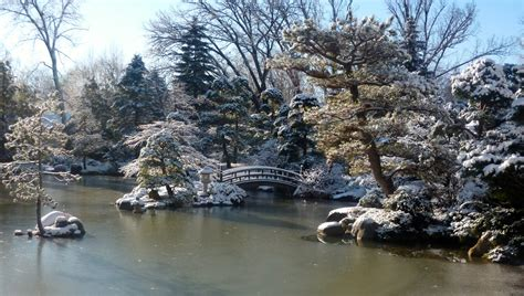 japanese garden in winter garden of reflection winter in japanese gardens