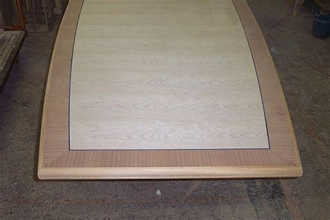 Wood Moisture Movement Issues With A Conference Table Top