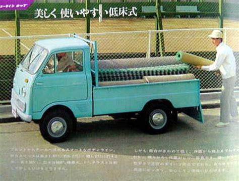 Tuft Micro 360 subaru 360 mini truck